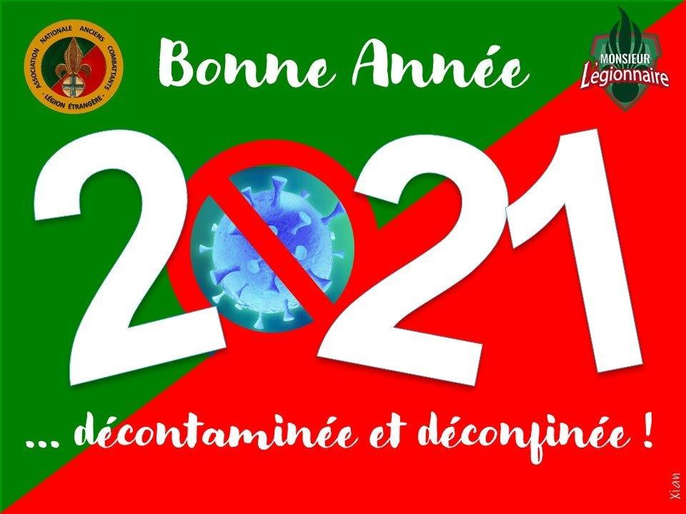 Voeux ANACLE 2021